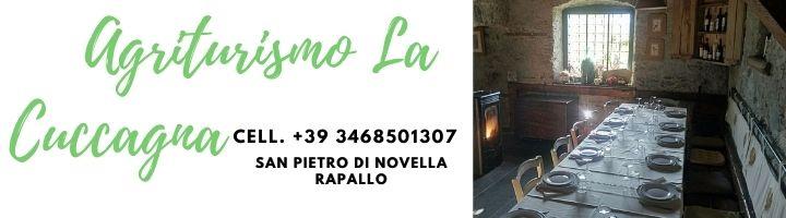 Agriturismo La Cuccagna San Pietro di Novella Rapallo