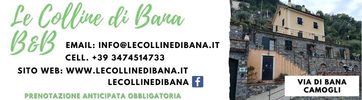 b&b Le Colline di Bana - Camogli