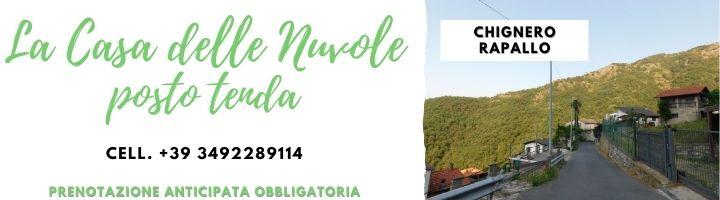 Casa delle Nuvole - Chignero Rapallo