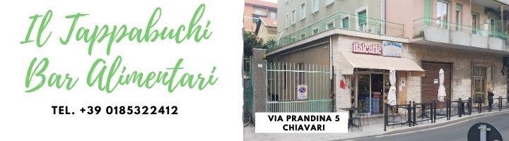Bar generi alimentari Il Tappabuchi - Chiavari