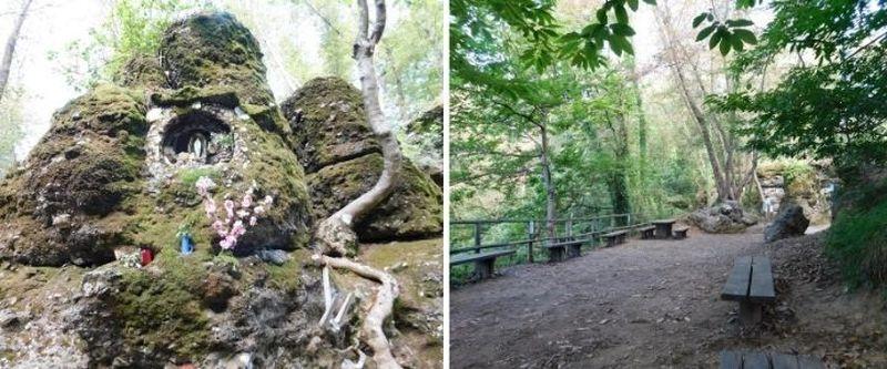 Le pietre strette Parco di Portofino