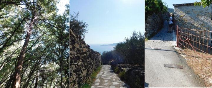 Tappa 1 - Cammino nel Tigullio