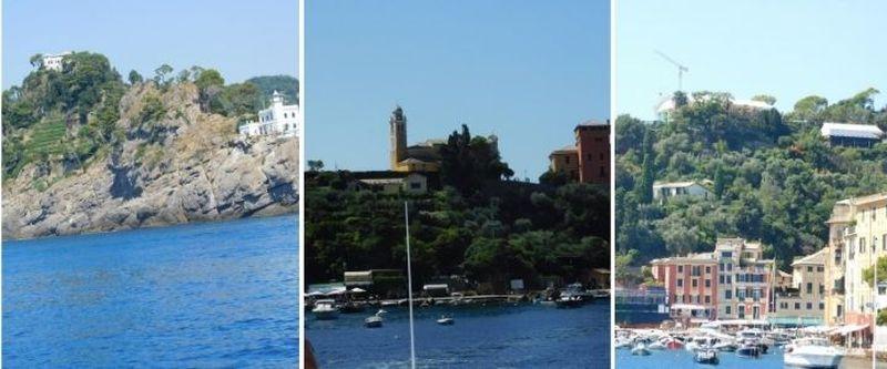 Vedute di Portofino