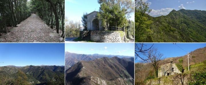 Tappa 2 – Cammino nel Tigullio da Montallegro a Chignero